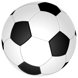 Football Vector PNG Transparent Image