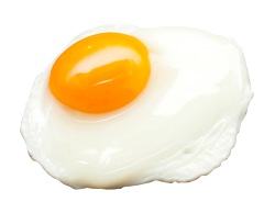 Fried Egg PNG Transparent Image