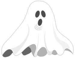 Ghost PNG Transparent Image
