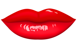 Lips PNG Transparent Image