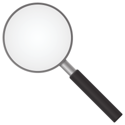 Loupe Vector PNG Transparent Image