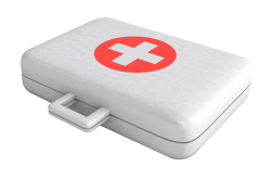 Medical Kit Box PNG Image
