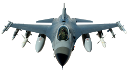 Military Jet PNG Transparent Image