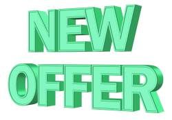 New Offer PNG Transparent Image