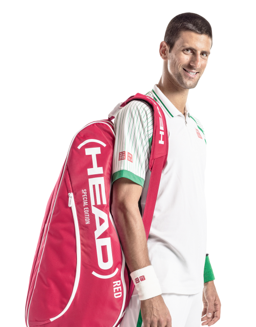 Novak Djokovic PNG Transparent Image