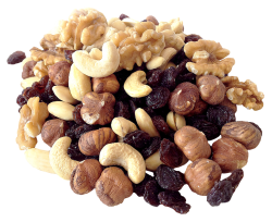 Nuts PNG Transparent Image