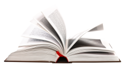 Open Book PNG Transparent Image