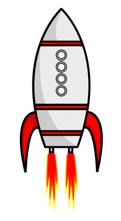 Rocket Vectot PNG Transparent Image