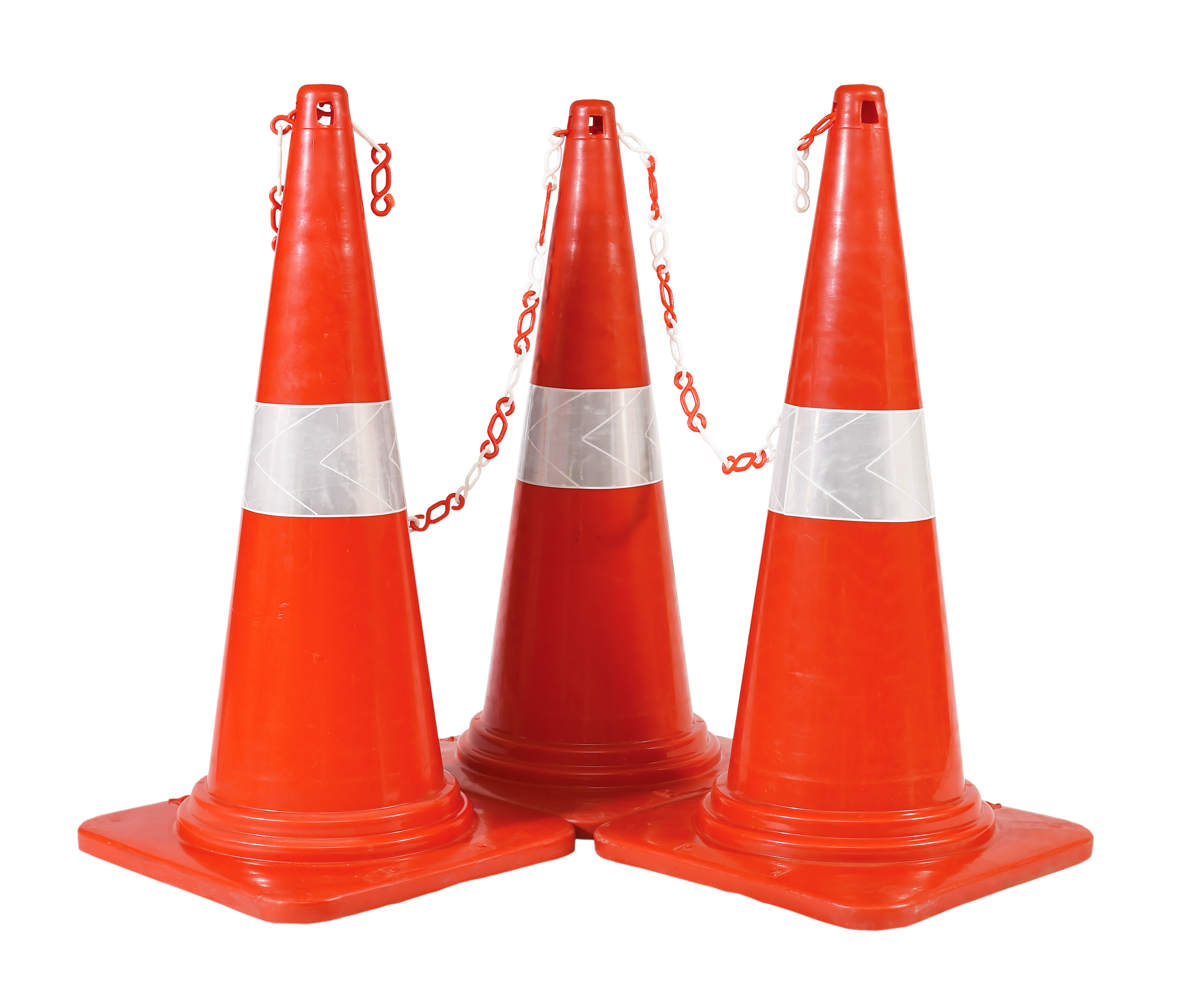 Traffic Cone PNG Transparent Image - 2089.0KB