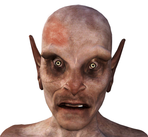 Vampire Devil PNG Transparent Image