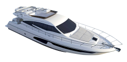 Yacht Boat PNG Transparent Image