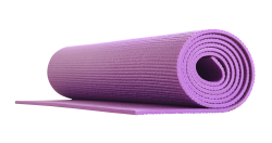 Yoga Mat PNG Transparent Image