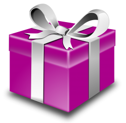 Birthday Gift Vector PNG Transparent Image