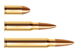 Bullets PNG Transparent Image