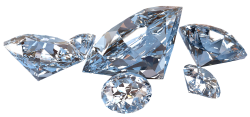 Diamond PNG Transparent Image