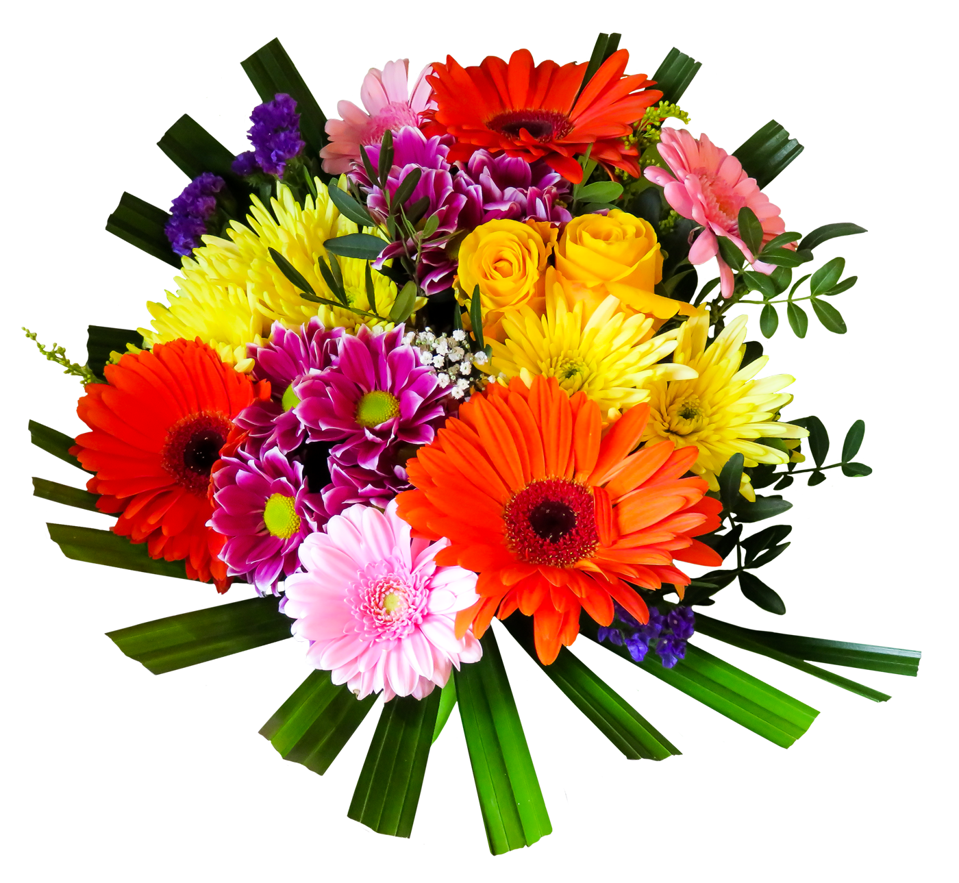 Flower Bouquet PNG Transparent Image Pix