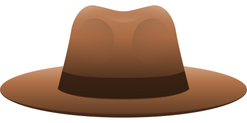 Hat Vector PNG Transparent Image