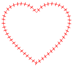 Heart PNG Transparent Image