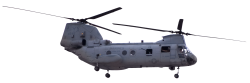 Helicopter PNG Transparent Image