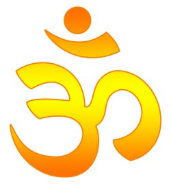 Om Vector PNG Transparent Image