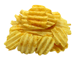 Potato Chips PNG Transparent Image