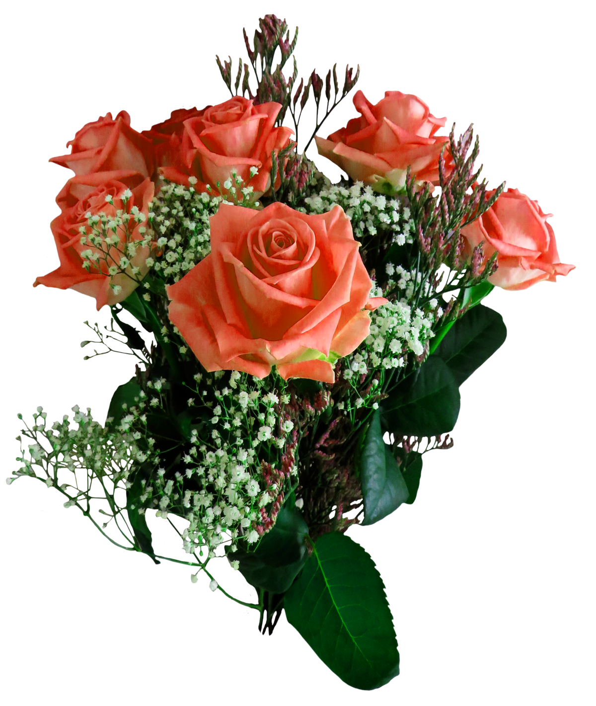 Flower Bouquet PNG Transparent Image - PngPix