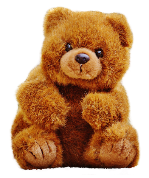 Teddy Bear PNG Transparent Image