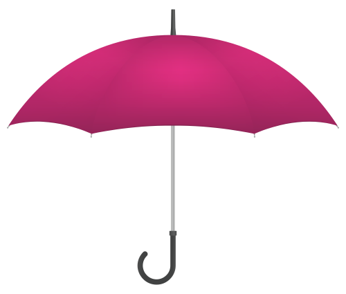 Umbrella Vector PNG Transparent Image
