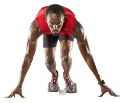 Usain Bolt PNG Transparent Image