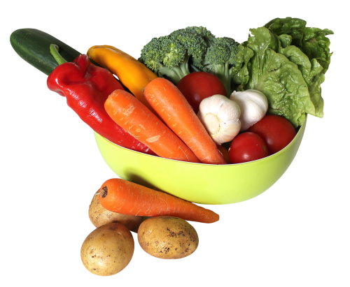 Vegetables PNG Transparent Image