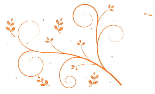 Vines Swirl PNG Transparent Image