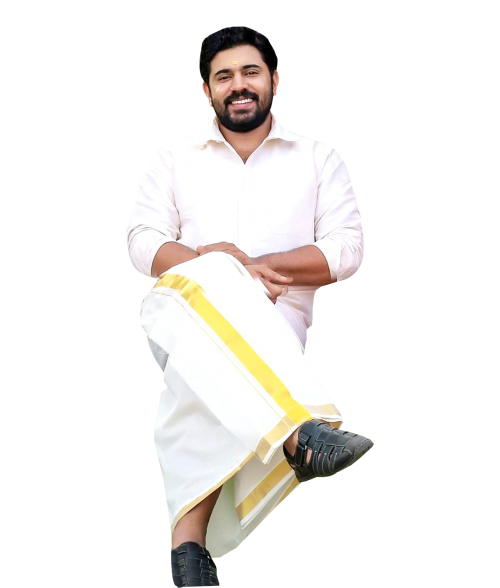 Nivin Pauly PNG Transparent Image