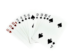 Rummy Cards PNG Transparent Image