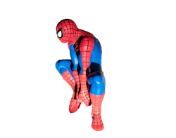 spiderman toy PNG Transparent imsge