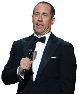 Jerry Seinfeld PNG Transparent Image