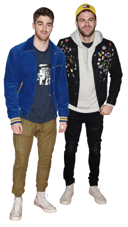 The Chainsmokers PNG Transparent Image